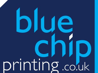 Blue Chip Printing Logo