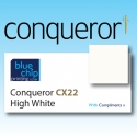 Conqueror CX22 Smooth High White