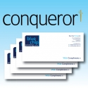 Conqueror Compliment Slips - Smooth CX22