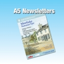 A5 Colour Newsletters