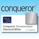 Conqueror Stonemarque Diamond White NWM