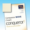 Conqueror Smooth Wove Cream WM Letterheads