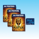 Premium A4 Posters - Printed Full Colour