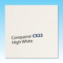 Conqueror CX22 Smooth High White WM Letterheads