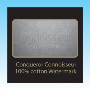 Conqueror Connoisseur 100% Cotton WM