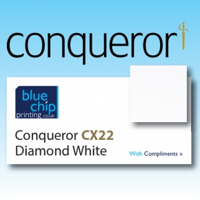 Conqueror CX22 Smooth Diamond White
