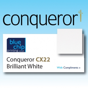 Conqueror CX22 Smooth Brilliant White