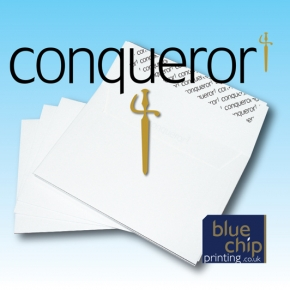 C6 Non Window Conqueror Envelopes