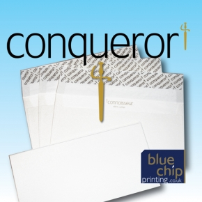 DL & C5 Conqueror Connoisseur Envelopes