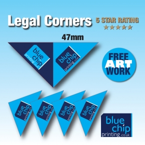 Legal Corners (47mm) Bespoke