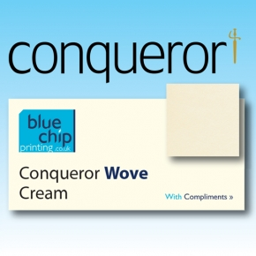Conqueror Cream Wove Comp Slips