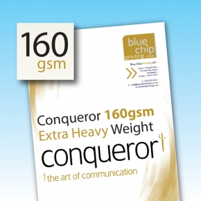 Ultimate Heavy Weight 160gsm Conqueror Letterheads