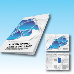 4 Page - DL, A5 & A4 Brochures & Leaflets