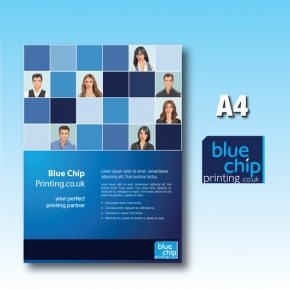A4 Portrait Brochures