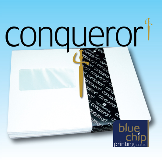 Conqueror C5 Wallet Window Envelopes