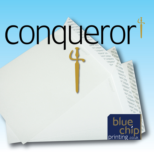Conqueror C4 Pocket Non Window Envelopes