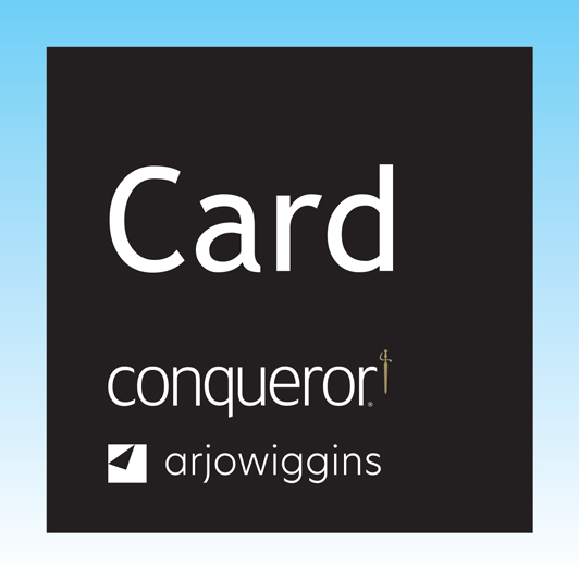 Conqueror Compliment Cards - DL size