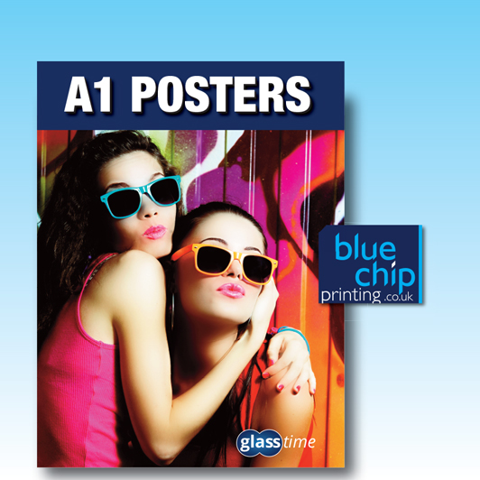 A1 Posters - Full Colour Litho Printed