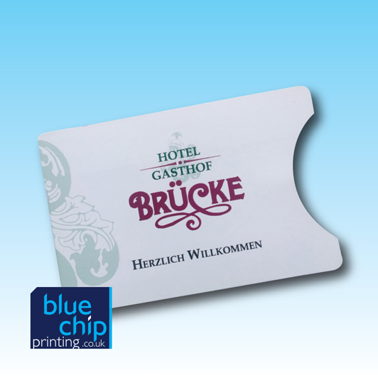 Hotel Key Card Sleeves - Premium Quality