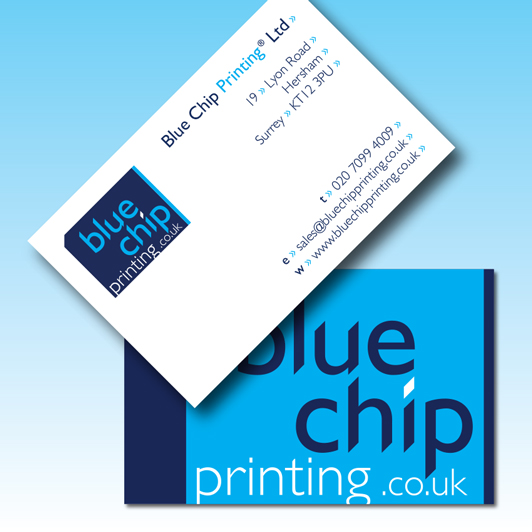 Business Cards | 400gsm Smooth Ivory Board