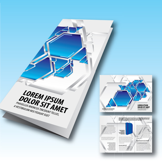 6 Page Leaflets & Brochures - Full Colour