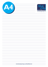 Promotional A4 DeskPads_1 - Blue Chip Printing