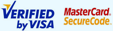 Visa and MasterCard SecureCode Logo